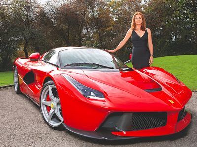 Mobil Super Terganas Ferrari Diboyong ke Indonesia