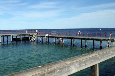 Kolam Renang Air Laut Tertua di Denmark, Seperti Apa?