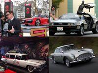 5 Mobil Memukau di Film Box Office