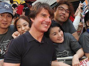 Meriahnya Premiere 'Mission: Impossible Rogue Nation' di Jepang