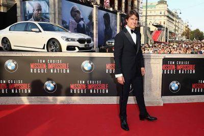 Mobil BMW Ikut Bermain di Film Mission Impossible Terbaru