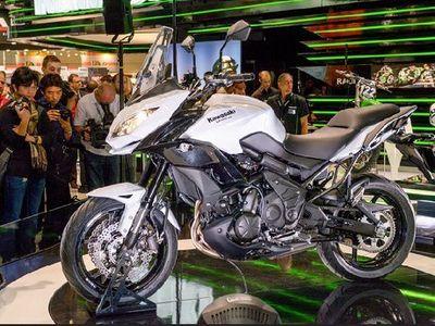 Kawasaki Tengah Kembangkan Versys 250?