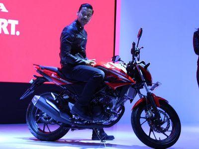 Chicco Jerikho: All New Honda CB150R StreetFire Agresif