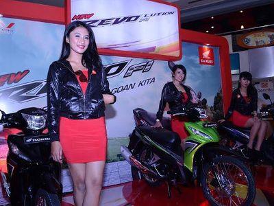 Setang Honda Revo Suka Miring ke Kiri