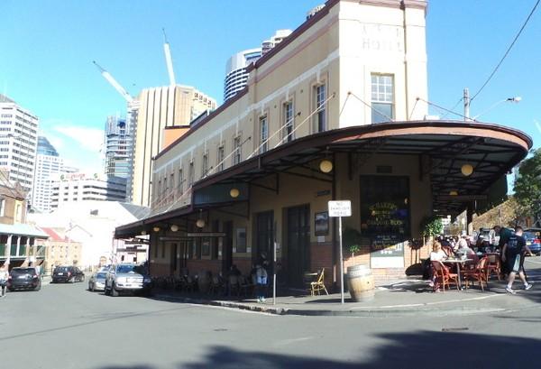 Bangunan restoran australian hotel ini berumur 100 tahun for Design hotel i restoran navis