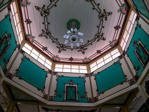 Ruang Rapat Sultan Siak, Indah & Megah