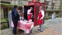 Cuma di Inggris, Kedai Kopi Terkecil di Dunia