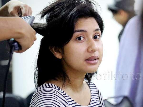 Begini Wajah Bianca Liza Tanpa Make-up, Cantik?