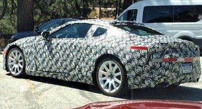 Mobil Cantik Lexus Kepergok di Jalanan