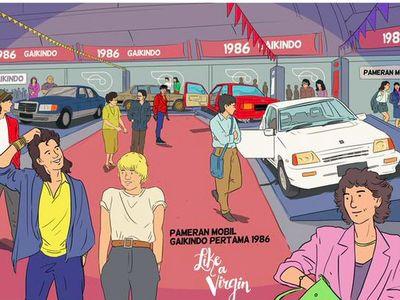 GIIAS Jadi Rumah Buat 20 Mobil Baru di Indonesia