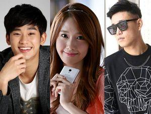 Kim Soo Hyun, Yoona SNSD dan Gary Jadi Model Iklan Paling Disukai di Tiongkok