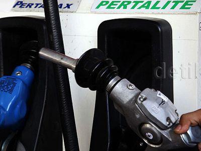 Sampai Akhir Tahun Harga Pertalite Tetap Rp 8.400/Liter