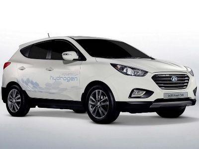 Hyundai ix35 Hidrogen Tempuh 2.383 Km dalam Waktu 24 Jam Non Stop