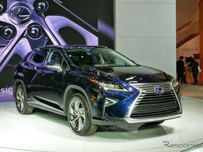 Hadir di GIIAS 2015, Lexus Perkenalkan 2 Model Baru