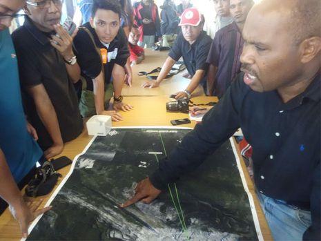 Ekspedisi Jurnalis ke Carstensz, Tak Sekadar Sentuh Salju Indonesia