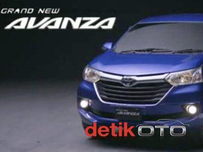 Toyota Harap Grand New Avanza Dongkrak Pasar Mobil