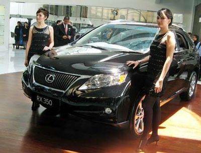 Lexus Kembangkan SUV RX Berkapasitas 7 Penumpang?