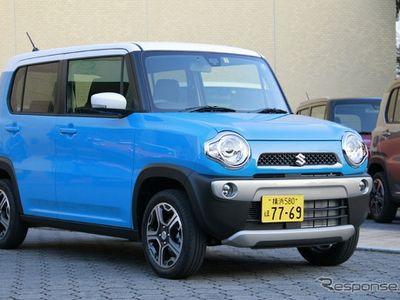 Suzuki Kian Kuat di India
