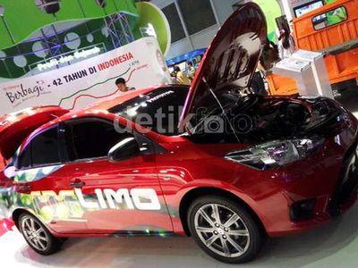 Toyota Absen Hadirkan Mobil BBG