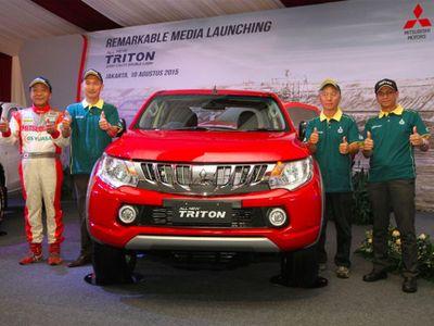 Mitsubishi Triton Terbaru Lebih Aman dan Lebih Kedap, Ini Buktinya
