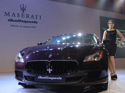 Yang Suka Maserati Quattroporte Rata-rata Berusia 40-65 Tahun