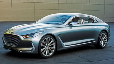 Ini Konsep Coupe Hyundai Bertenaga 420 Daya Kuda