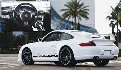 Porsche 911S Setir Tengah Ini Siap Dilelang