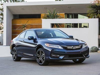 Begini Tampilan Honda Accord Coupe Terbaru