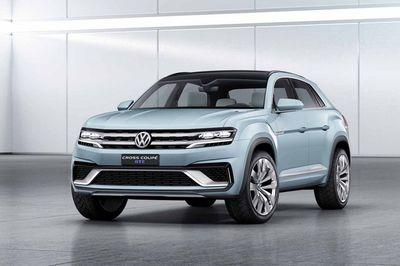 Tantang Mercy di Pasar Crossover, VW Bakal Sodorkan Coupe Tiguan R