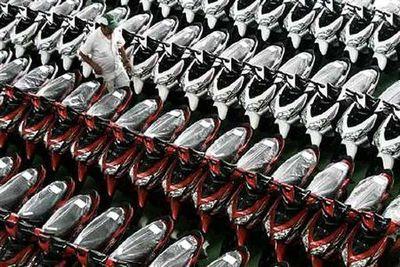 Ini Catatan Penjualan Motor Honda dan Yamaha Sepanjang Juli Lalu