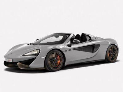 McLaren Mulai Uji 570S Disuhu Dingin