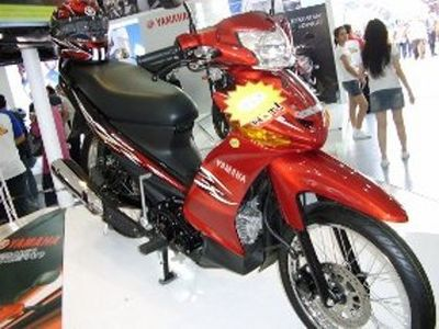 Yamaha Vega dan Force Bakal Lulus Euro3
