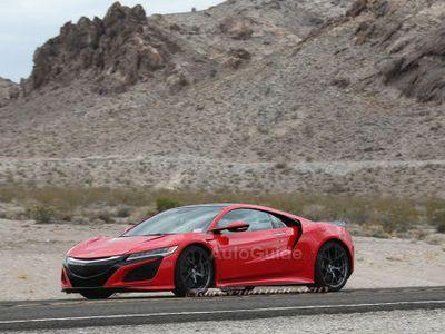 Honda Tunda Produksi Generasi Baru Acura NSX