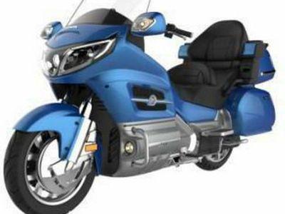 Moge Listrik Ini Buatan Pabrikan China, Mirip Honda Goldwing ?
