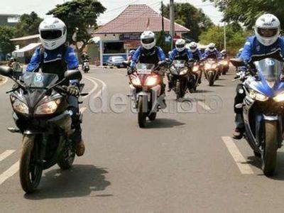 Motor Sport Dominasi Ekspor Motor Indonesia, Yamaha Terbanyak