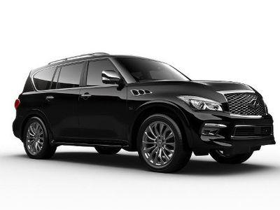 Diluncurkan Bulan September, Ini Beberapa Fitur SUV Mewah Infiniti QX80