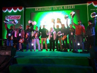 Ini 3 Pemenang Utama Castrol Legendary Tour Akselerasi untuk Negeri