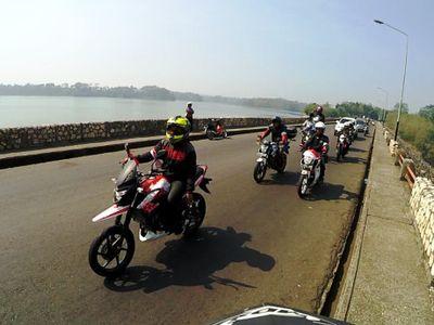 900 Bikers Honda Rayakan HUT ke-70 RI dengan Touring ke Tempat Sejarah
