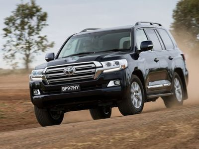 Kenalkan Wajah Baru Toyota Land Cruiser 200