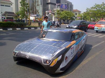 Seperti Apa Kehandalan Mobil Matahari ITS?