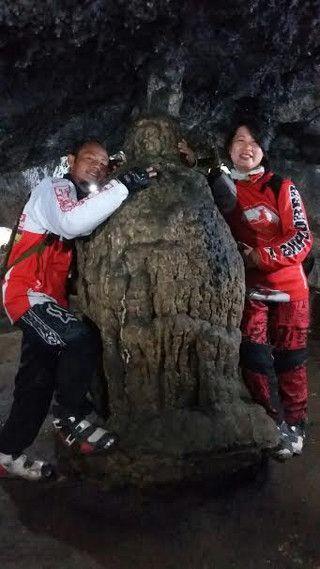 Menjelajah Gua-gua Tempat