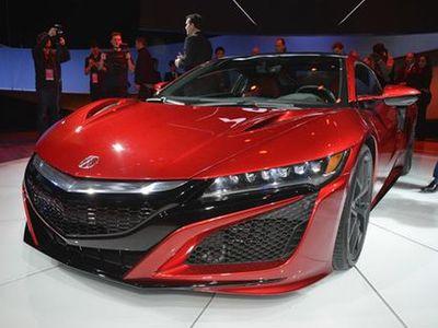 Honda Batalkan Peluncuran Mobil Sport NSX