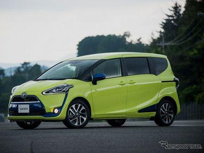 Sebulan MPV Toyota Sienta Terjual 49.000 Unit