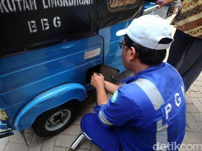 Indonesia Siapkan Industri Kendaraan Ramah Lingkungan, Diawali dengan Gas