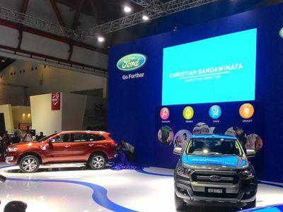 Ford Luncurkan 3 Model Baru Sekaligus, Ranger, Focus dan Everest