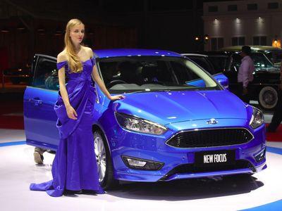 Ford Focus Kini Usung Masin EcoBoost dan Punya Fitur Pintar