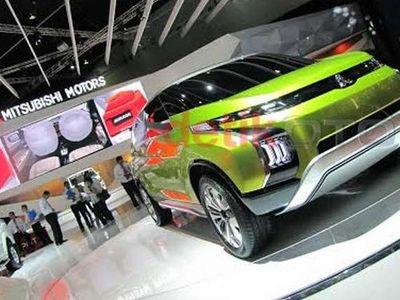 Mitsubishi Punya 1 Lagi Mobil SUV Siap Dipamerkan