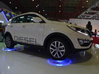 Kenapa Baru Hadirkan Sportage Diesel Sekarang, Kia?