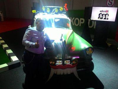 Wow, Mobil Dono Hadir di IIMS