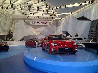Gaikindo: Penjualan Mobil Paling Banter Sampai 950.000-1.000.000 Unit